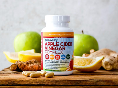 Apple Cider Vinegar Complex