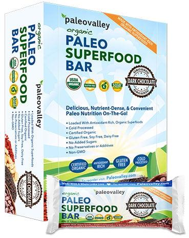 Paleo superfood bars for Superfood bar