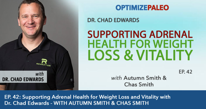 Paleovalley Ep 42 Supporting Adrenal Health For Weight Loss And